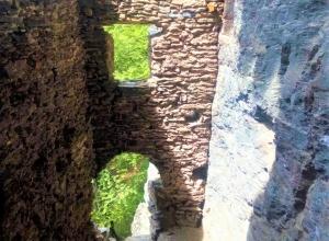 Kašteli - unutrašnjost prostorije 1